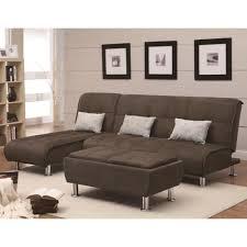 Coaster Sofa Beds and Futons Sectional Sofa Sleeper Coaster Fine