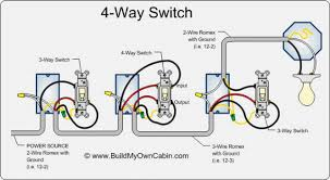 wiring diagram two light switches one power source wiring diagram wiring diagrams for household light switches do it yourself help receptacle in a 3 way circuit source