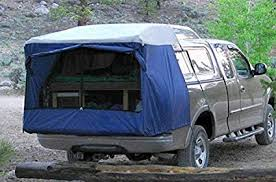 Amazon.com: DAC Full - Size Truck Tent: Sports & Outdoors