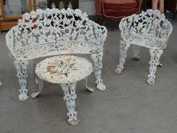wrought iron patio furniture vintage. lovable antique wrought iron patio furniture with vintage