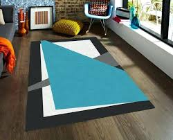 charming area rugs modern blue white and black rug modern wool area rugs canada