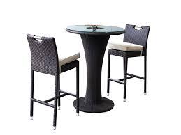 wicker bar height dining table: full size of patio amp outdoor modern corona bar set round synthetic rattan corona bar