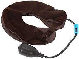 Nuben Neck Pillows Three Layers Pneumatic Cervical ... - Amazon.com