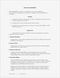 Sample Service Agreement Ideas | Business Document