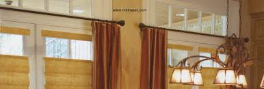 creative designs curtain rods prime kirsch curtains wall decor with dimensions 2529 x 857