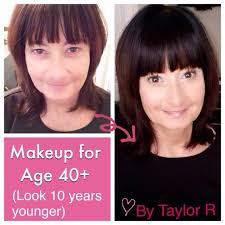 makeup 40 year old new celebrity hairstyles best style photo 2