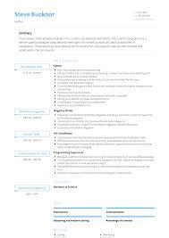 Author Resume Samples Templates Visualcv