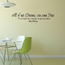 es all our dream can come true wall stickers for kids rooms vinyl children decals for nursery baby room decor nursery room wall decals nursery stickers