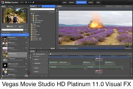 Sony Vegas Light Flicker Effect Sony Vegas Movie Studio Hd Platinum 11 Visual Effects Suite