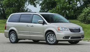2016 Chrysler Town & Country - Overview - CarGurus