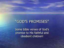 God's Promises Impressive Promise Bible Verses
