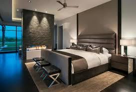 modern chic bedroom idea