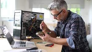 Technician Repairing Computer Hardware Stock Footage Video (100%  Royalty-free) 32376352 | Shutterstock