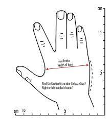 Karl Nill Maßgriffe Grip Size