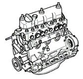 engine diagrams land rover workshop 2 25 petrol diagrams