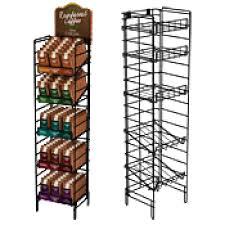 5 shelf fold up floor display 16