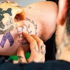 Urbans Tattoo Piercing Studio 212 Fotek Tetování 2301 N