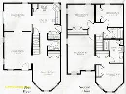 two story cottage house plans s m l