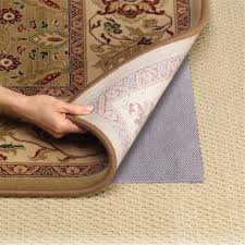 total grip non slip underlay woven underlay rugs keep your rugs from moves