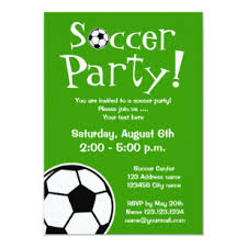 Soccer Party Invitation Template Soccer Invitation Template Magdalene Project Org