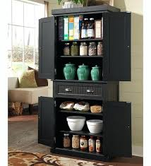 free standing kitchen pantry. Stand Alone Kitchen Cabinet Pantry A Free Standing Cabinets Ebay