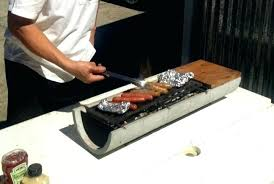 tabletop hibachi grill outdoor built in