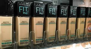 Maybelline Fit Me Foundation Shade Chart Maybelline Fit Me Foundation Review Dewy Smooth Matte
