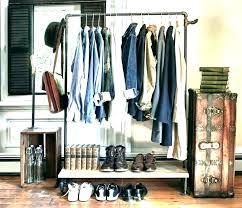 no closet ideas clothing storage ideas no closet clothes for small closet ideas for small spaces