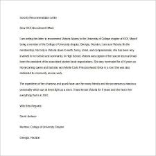 good recommendation letter for college 35 letters of recommendation for student pdf doc