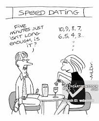 speed dating images cartoons
