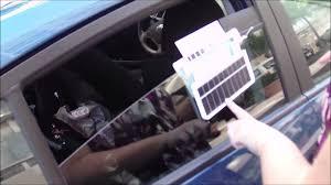 Solar Power Cooler Kulcar Installation Solar Car Cooler Car Cooler Solar Powered