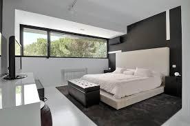 bedroom modern white. Bedroom Mesmerizing Modern Black And White Ideas Po