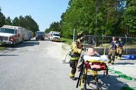 u s department of defense photo essay georgetown county fire and emergency medical teams arrive at the scene of a simulated chemical accident