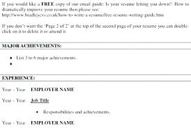 Free Online Resume Builder Software Download Oliviajane Co
