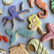 decorated summer sugar cookies. Modren Cookies Ocean  Undersea Creatures Sugar Cookies Decorated With Royal Icing   Mermaid Seahorse Octopus Starfish And Decorated Summer Sugar Cookies E
