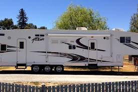 exterior 2008 eclipse atude toy hauler delivered only gilroy ca