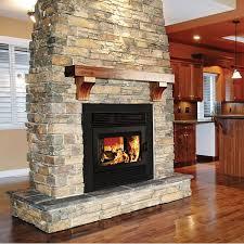 high efficiency wood burning fireplaces woodlanddirect zero clearance wood burning fireplace