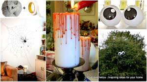 Halloween Decorations 42 Super Smart Last Minute Diy Halloween Decorations To Realize