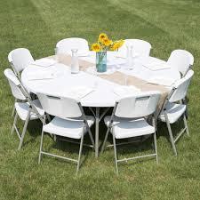 round folding table 72 heavy duty plastic white granite pertaining to measurements 1000 x 1000