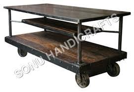 industrial metal furniture. french metal industrial furniture