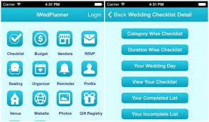 complete wedding checklist the wedding planning mobile app with complete check list