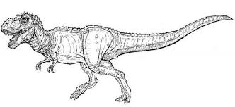 Small Picture T Rex Color Page T Rex Color Coloring Pages Getcoloringpages