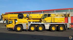 Grove Gmk 5250 Load Chart Sold 2016 Grove Gmk5250l Crane For On Cranenetwork Com