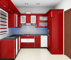 Modular Kitchen Interiors Astonishing Kerala Home Interior Design Along With Exemplary And