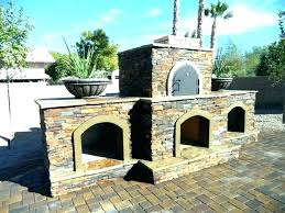 outdoor fireplace and pizza oven outdoor fireplace kits with pizza oven outdoor fireplace with pizza oven