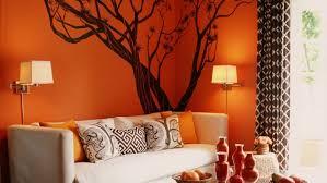 Orange Color Living Room Designs Orange Color Interior Design Bold Ideas Youtube