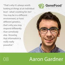 08 - The Histamine Leaky Gut Connection with Dr. Aaron Gardner - The Gene  Food Podcast