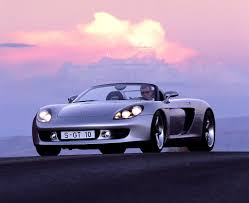 2000 Porsche Carrera GT Concept | Porsche | SuperCars.net