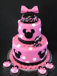 minnie mouse birthday cake 3