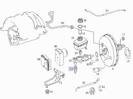 wire diagram for brake stop switch for a mecede benz ml500 2003 full size image